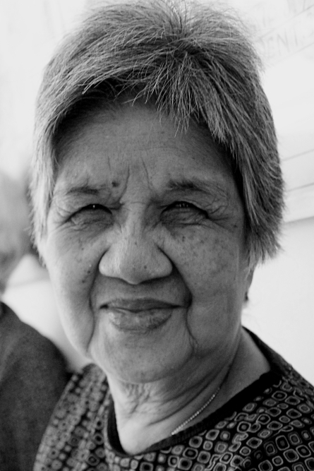 B&W Challenge Day 4/5 | Ageing grace (Shot on Canon EOS 550D)
