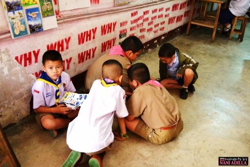 After-school | Chiang Mai, Thailand (Shot on Nikon D3100)