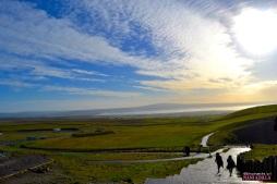 Clouds aplenty | Clare, Ireland (Shot on Nikon D3100)
