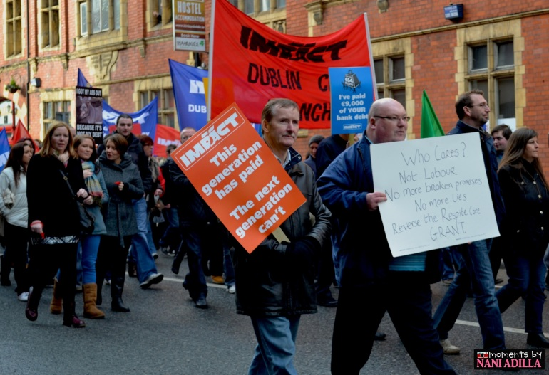 Dublin General Strike, 9th February 2013