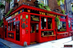 The Temple Bar | Dublin, Ireland (Shot on Nikon D3100)