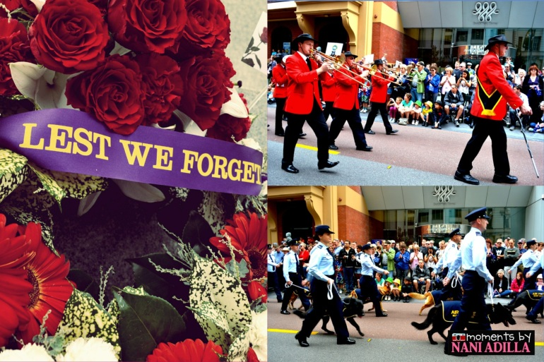 ANZAC Day in Perth