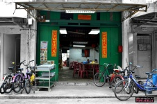 Hawker | Tai-O, Hong Kong (Shot on Nikon D3100, edited with iSplash)