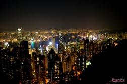 Victoria Peak | Hong KongHong Kong, China (Shot on Nikon D3100)