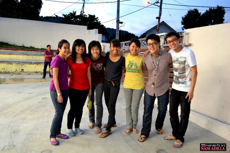 Final year internship in Penang