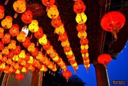 Chinese lanterns | Penang, Malaysia (Shot on Nikon D3100)