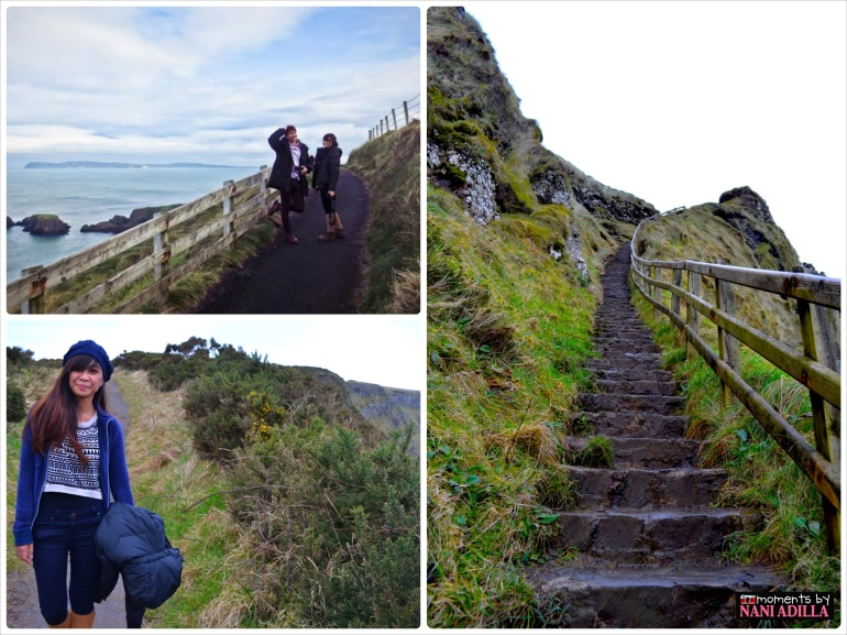 Of stairs, hills and hidden dirt paths