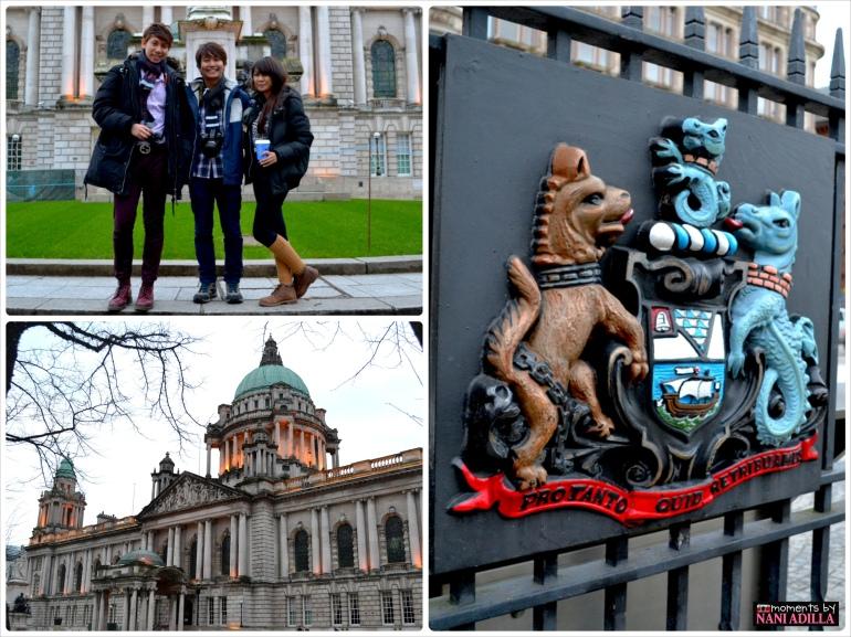 Hello Belfast!