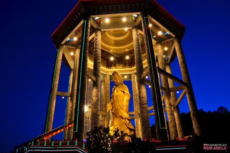 Kuan Yin Temple (Goddess of Mercy)