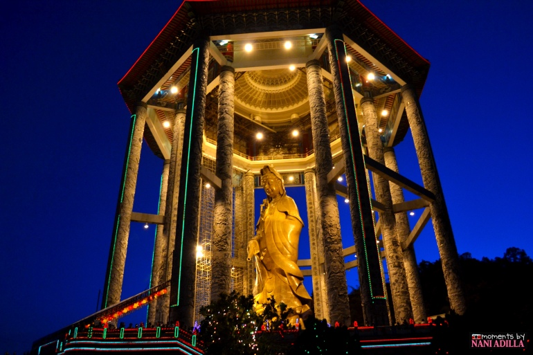 Kuan Yin Temple (Goddess of Mercy)