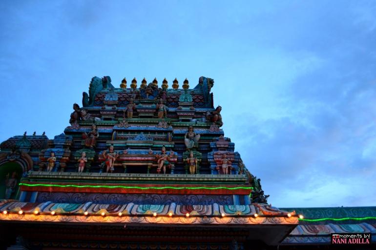 Sri Aruloli Thirumurugan (Hindu temple) on Penang Hill