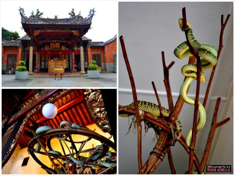 Snake Temple, Sungei Kluang