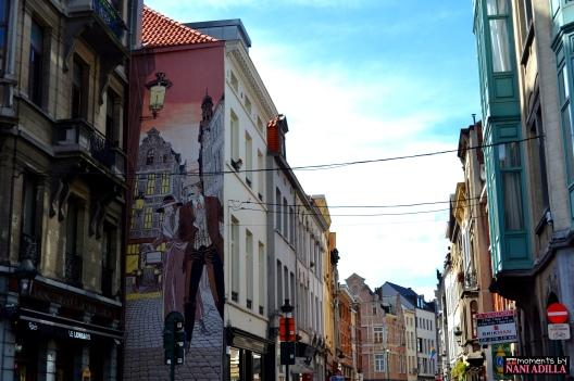 Tintin | Brussels, Belgium (Shot on Nikon D3100)