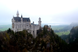 Neuschwanstein Castle | Füssen, Bavaria, Germany (Shot on Olympus TG-630)