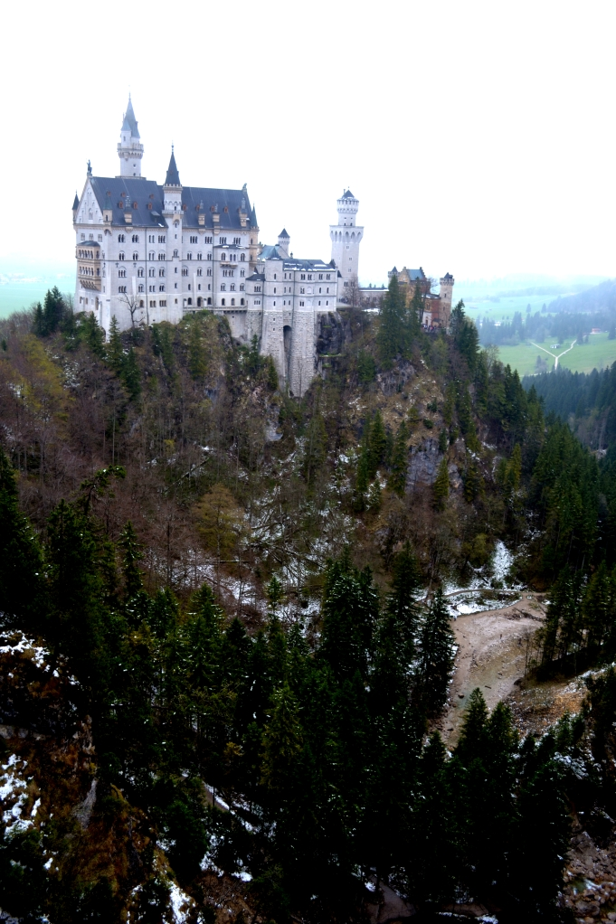 The famed Neuschwanstein Castle