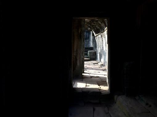 Light in the dark | Siem Reap, Cambodia (Shot on iPhone 5S)