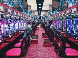 A popular game of pinball called Pachinko | Tokyo, Japan (Shot on iPhone 5S)