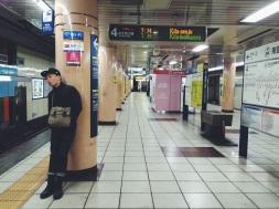 Tokyo Metro | Tokyo, Japan (Shot on iPhone 5S)