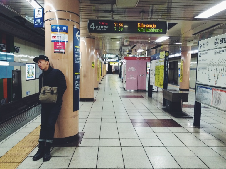 Tokyo Metro