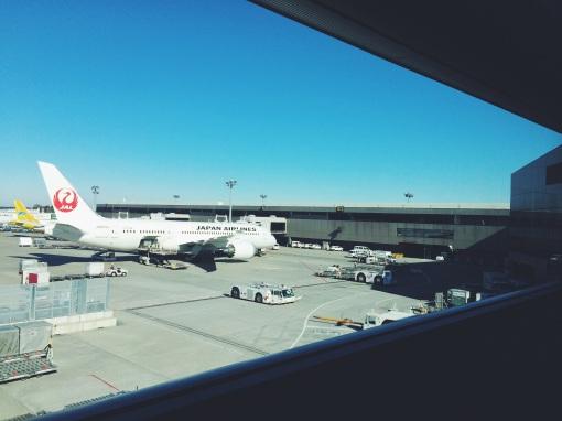 Narita Airport | Tokyo, Japan (Shot on iPhone 5S)