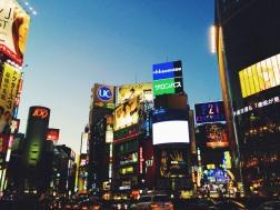 The famed Shibuya crossing | Tokyo, Japan (Shot on iPhone 5S)