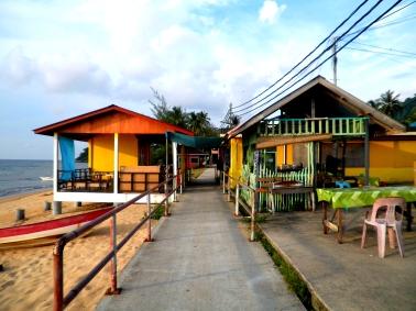 Seaside village | Tioman, Malaysia