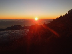 Sunrise at 3200m | Mt Rinjani, Lombok, Indonesia (Shot on Olympus TG-630)