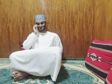 Traditional Omani wear | Nizwa, Oman (Shot on iPhone 5S)
