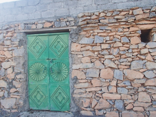 Doors of Nizwa | Al Hamra, Oman (Shot on Olympus TG-630)