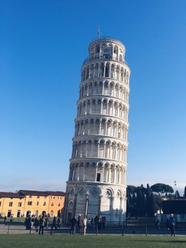 The leaning tower | Pisa, Italy (Shot on iPhone SE)