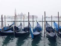 Gondolas | Venice, Italy (Shot on Fujifilm x100t)